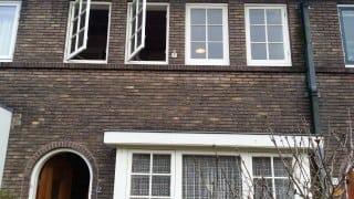Elektra jaren 30 woning vervangen in Utrecht